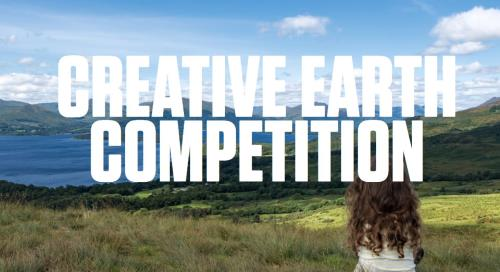 Creative Earth competition- Together for Our Planet