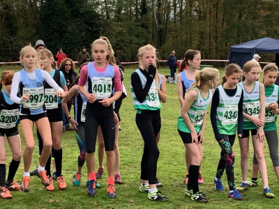 KPS Pupil Adela Joins Thames Valley Harriers Athletic Club