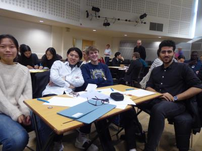 Sixth Formers Attend Senior Maths Challenge London Regional Finals
