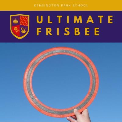 Ultimate Frisbee Afternoon