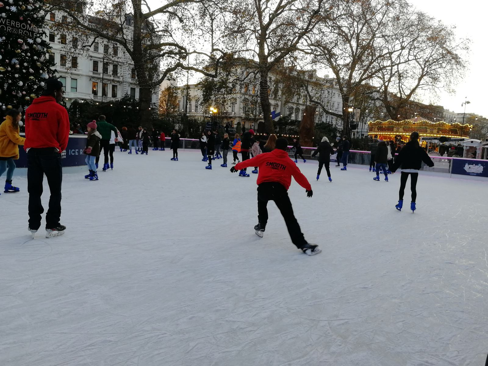 KPS at NHM Ice Rink
